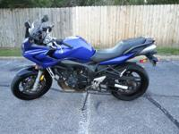 Im selling my 2006 Yamaha FZ6. The bike runs and rides