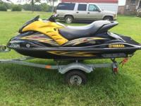 2006 Yamaha GP 1300R Located in Baker,Florida.Please