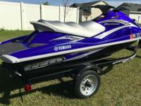 2006 VX110 Deluxe Waverunner. Engine is in great