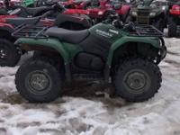 2006 Yamaha Kodiak 400 4x4 Auto runs out good, with a