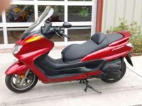 Description Make: Yamaha Mileage: 7,454 miles Year: