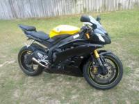 2006 R6 50th anniversary edition $5,000 perfect health