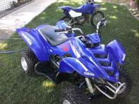 2006 Yamaha raptor 50 runs great good condition. Great