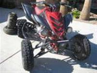 2006 Yamaha Raptor 600 Powersport You must see to