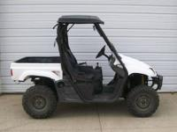 2006 Yamaha Rhino runs out great with 7177miles. The