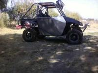 2006 Yamaha Rhino in Good Condition- - Black Exterior-