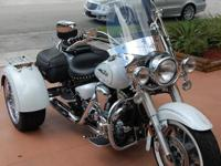 Beautiful 2006 Yamaha Road Star 1700Trike This is by
