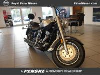 2006 Yamaha Roadstar - This Yamaha is in Good overall