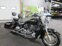 2006 YAMAHA ROYAL STAR TOUR DELUXE! Features include: