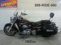 2006 Yamaha Stratoliner 1900cc bike for sale only $6999