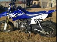 2006 Yamaha TTR 50. 3 speed auto transmission. All