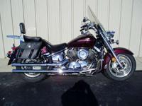 2006 Yamaha V-STAR 1100 Very clean Motorcycles Cruiser