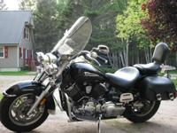 I have a 2006 Yamaha V-Star Classic, I am the original