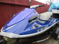 Offering 2006 Yamaha WaveRunner exceptional condition