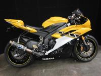 2006 Yamaha YZF-R6 50th Anniversary ... R6 MIDDLEWEIGHT