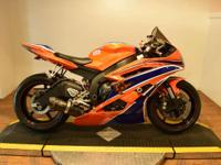 Motorcycles Sport 5336 PSN . 2006 Yamaha YZF-R6 Chicago