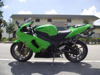 Description Make: Kawasaki Mileage: 22,599 miles Year: