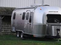 2006 23' Airstream Safari-- 75th Anniversary Edition,