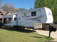 Have '06, 1 owner, fifth wheel with 3 slides and slide