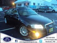 This Audi A6 deals with like a dream! With outstanding