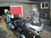 2006 bmw RT 1200R motorcycle Loaded.. CD player, GPS