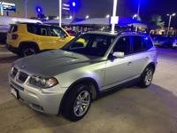 We are excited to offer this 2006 BMW X3. Drive home in