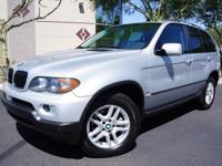 Here is an absolutely gorgeous 2006 BMW X5 with Only