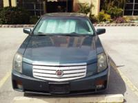 2006 Cadilac CTS - 2.8 LV6 95,500 Miles, Minor Body