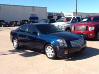 This outstanding example of a 2006 Cadillac CTS is