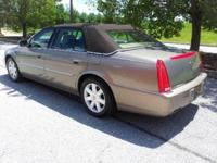 2006 Cadillac DTS for sale by owner, mechanically