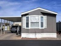 Lovely MOVE IN READY Manufactured Home!! Located on