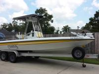 This fishing machine is in excellent condition and