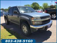Options:  2006 Chevrolet Colorado Lt|Blue|3.5L