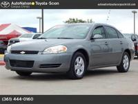 Look into this gently-used 2006 Chevrolet Impala we