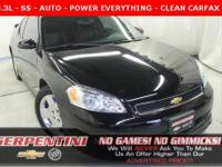 ***SS - 5.3L V8 - POWER SUNROOF - HEATED LEATHER SEATS