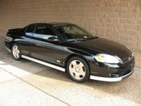 You will enjoy this Black Black 2006 Chevrolet Monte