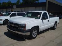 Options Included: N/A2006 Chevy Silverado