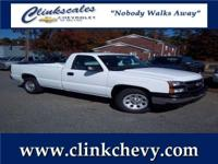 Options Included: 4300 V6CARFAX 1-Owner. Work Truck