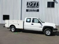 In-depth And Serviced At DTI Trucks! Energy/ Service/