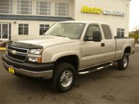 This 2006 Chevrolet Silverado 2500HD LT1 is offered to