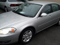 I have a 2006 Chevy Impala LT for sale. 138,000 miles.