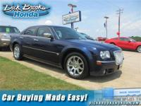 Leather Seats, Heated Front Seats, Chrome Wheels,