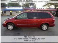 Chrysler Town and Country Touring 4dr Ext Minivan