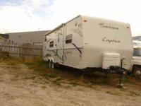 2006 Coachmen Captiva Travel Trailer 2006 29ft Coachman