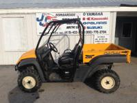 Mileage: 160 Mi Year: 2006 Condition: Used Cub Cadet