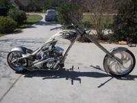 2006 Personalized Constructed Motorcycles Chopper 2006