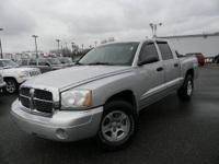 4.7L V8 MPI and 4WD. Crew Cab! Hold on to your seats!