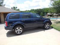 2006 Dodge Durango SLT,rear ac, 3rd row