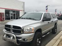 Check out this gently-used 2006 Dodge Ram 1500 we