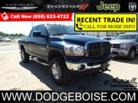Only 131,047 Miles! This Dodge Ram 3500 boasts a Diesel